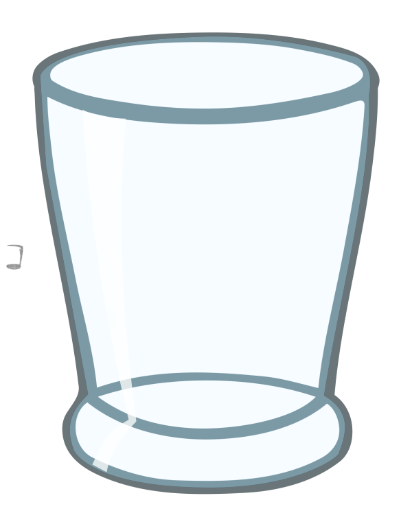 Glass Of Water PNG Clip art