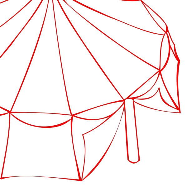 Circus Tent 2 PNG images
