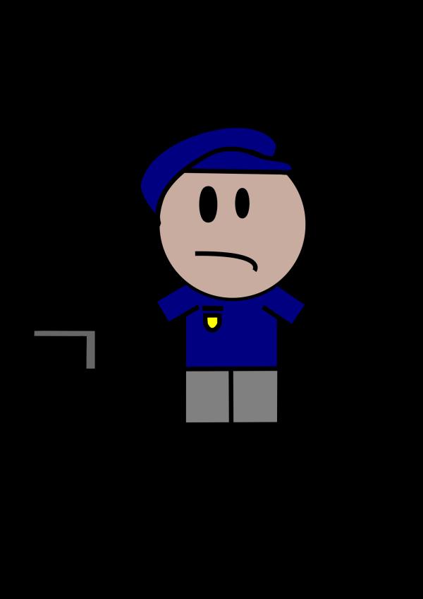 Stick Figure Male PNG Clip art