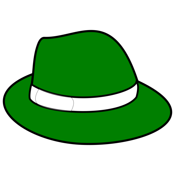 Clothing Green Hat PNG Clip art
