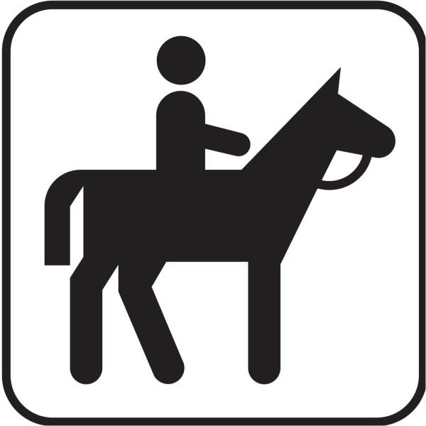 Horse Back Riding 1 PNG icon