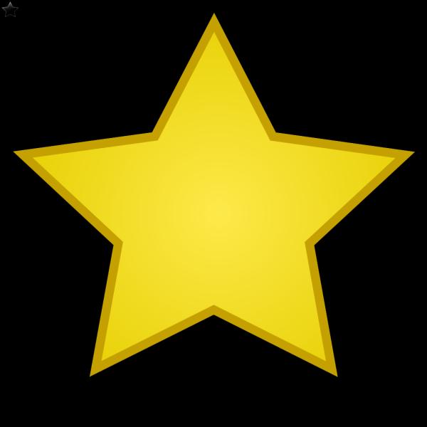 Rocket Emblem Star PNG Clip art