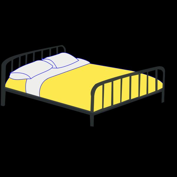 Rfc Double Bed PNG Clip art