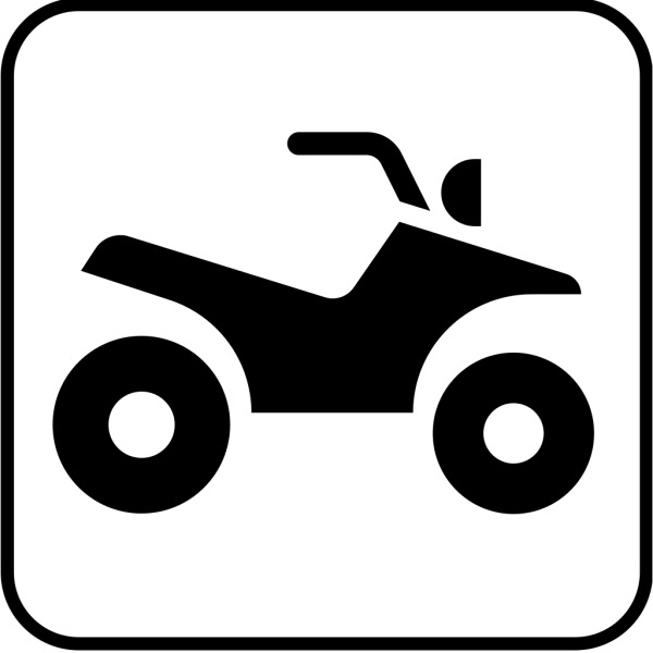 Atv All Terrain Vehicle PNG Clip art