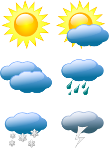 Hail Weather Symbols PNG icons