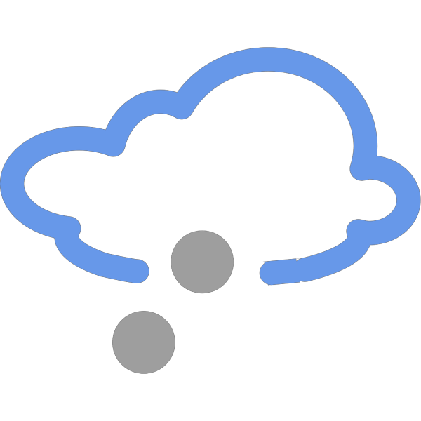 Snow Weather Symbols PNG Clip art
