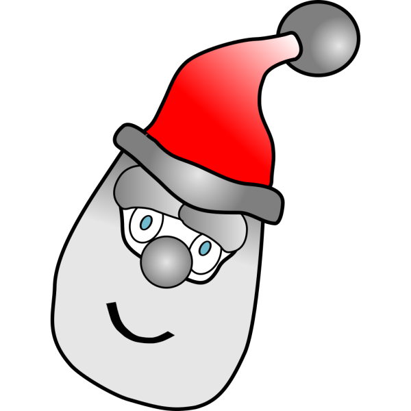 Father Christmas PNG Clip art