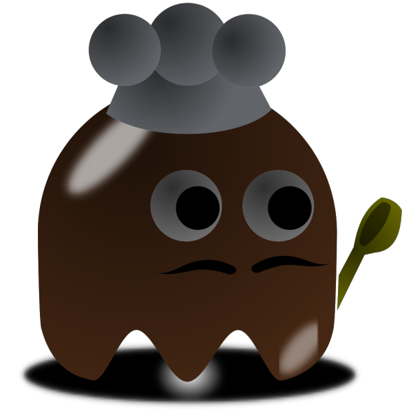 Pcman Game Baddie Chef PNG images