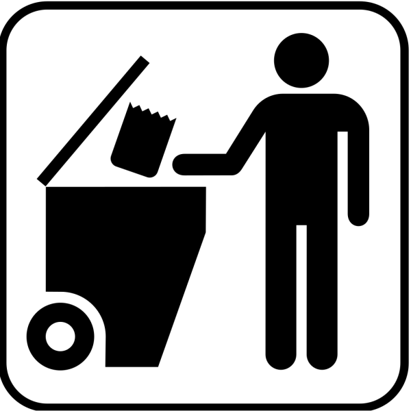 Trash Disposal PNG Clip art