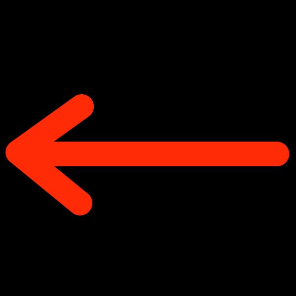 Red Arrows Set Up PNG Clip art