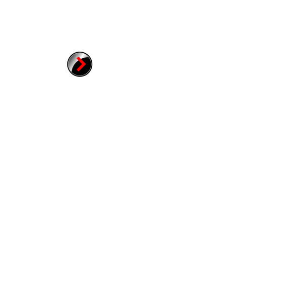 Red Arrows Set Left PNG Clip art