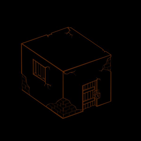 Jailhouse PNG Clip art