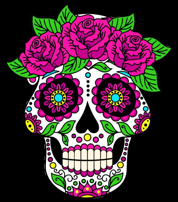 Goofy Skull PNG Clip art