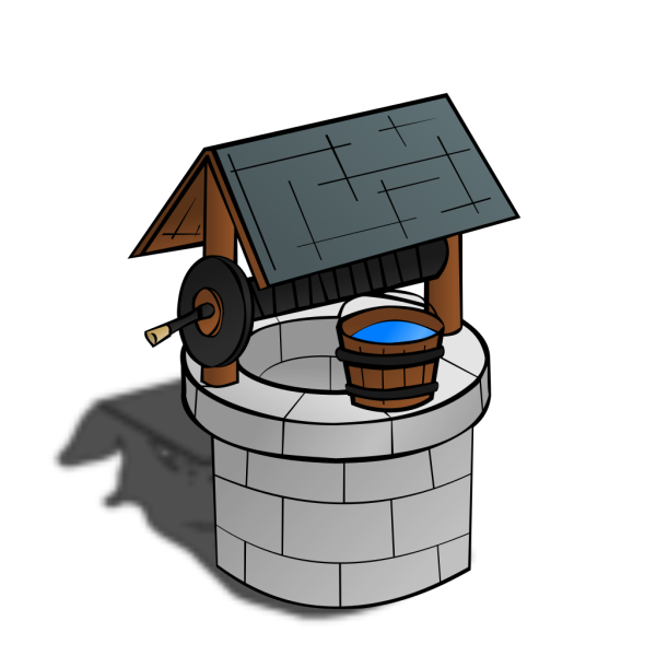 Wishing Well PNG Clip art