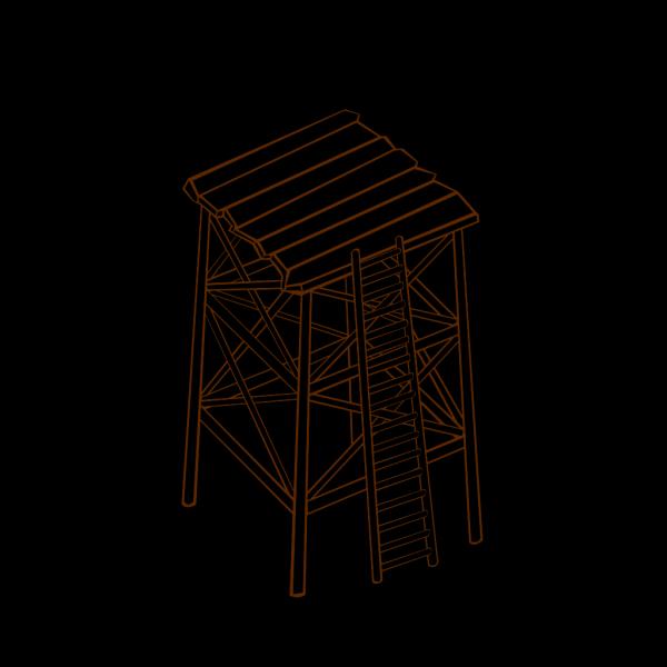 Watchtower PNG Clip art