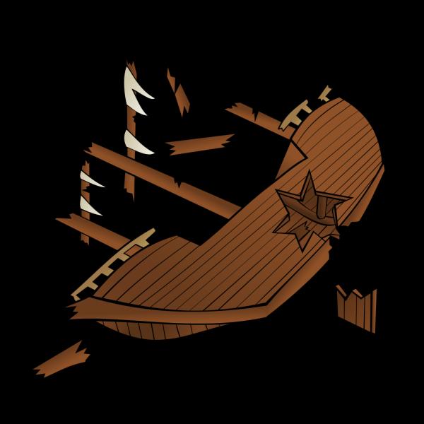 Shipwreck PNG Clip art