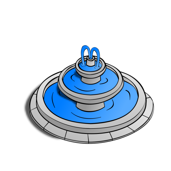 Fountain PNG images