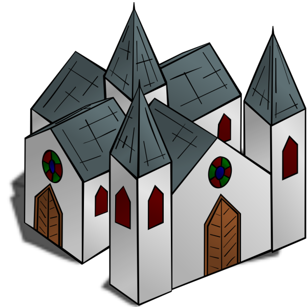 Cathedral PNG images