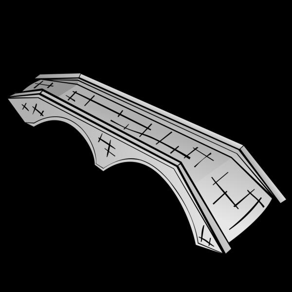 Stone Bridge 1 PNG Clip art