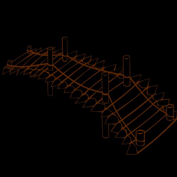 Stone Bridge 4 PNG Clip art