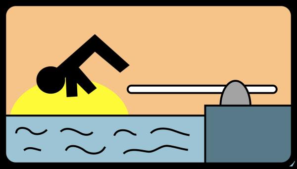 Swimming PNG Clip art