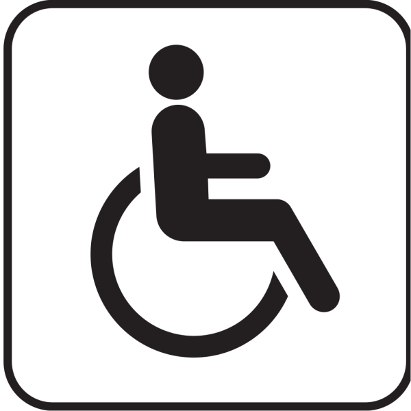Wheel Chair PNG Clip art