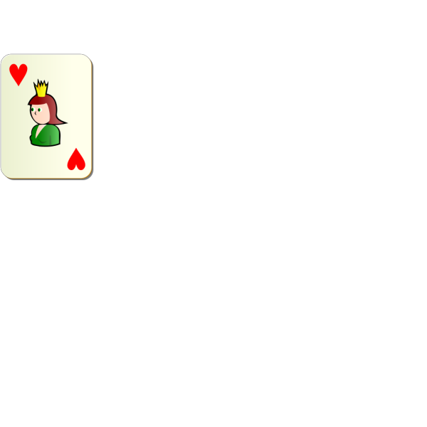 Chess Queen Black PNG image