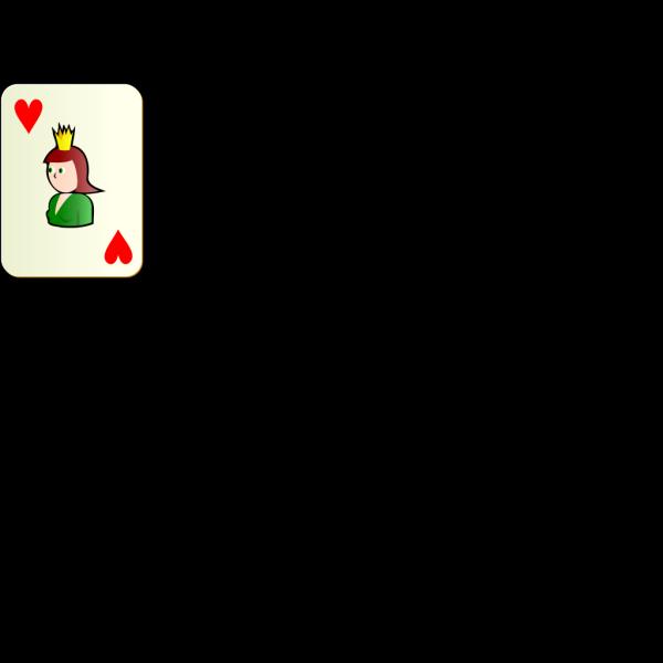 Chess Queen Black PNG Clip art
