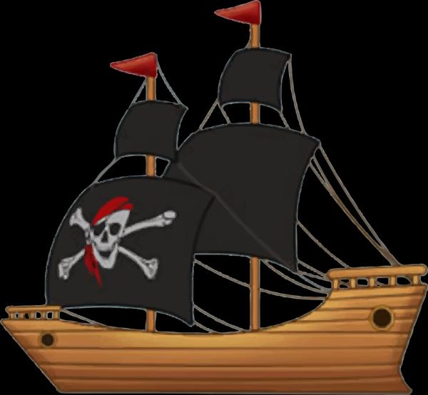 Boat Sailing 2 PNG Clip art