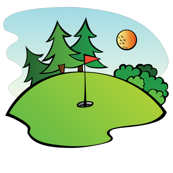 Golf Course PNG icons
