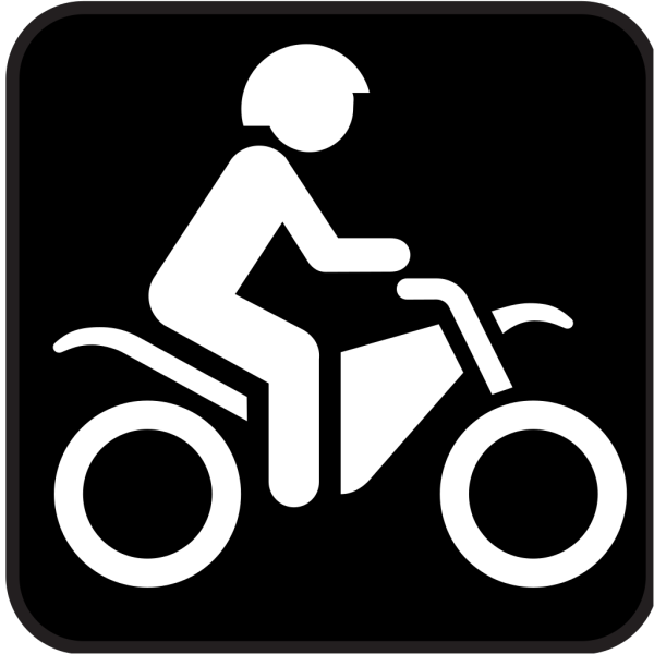 Map Symbol Motorbike PNG images