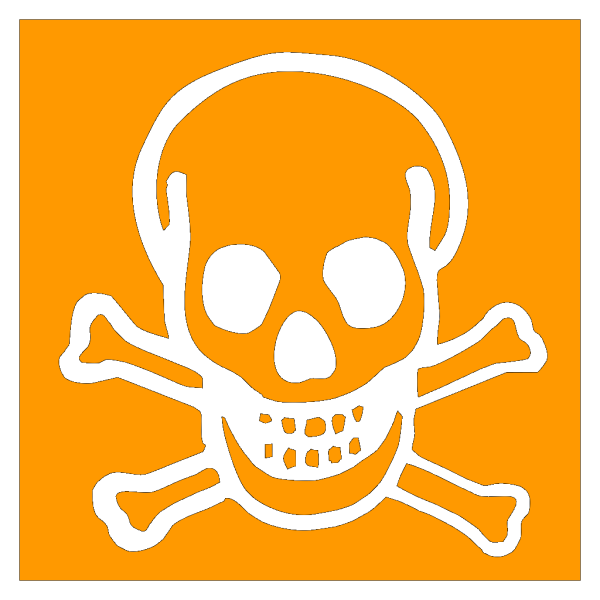 Toxic Poisonous PNG Clip art