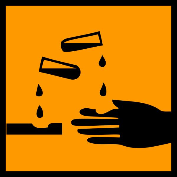 Acidic Spill PNG Clip art