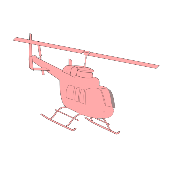 Helicopter Chopper PNG Clip art