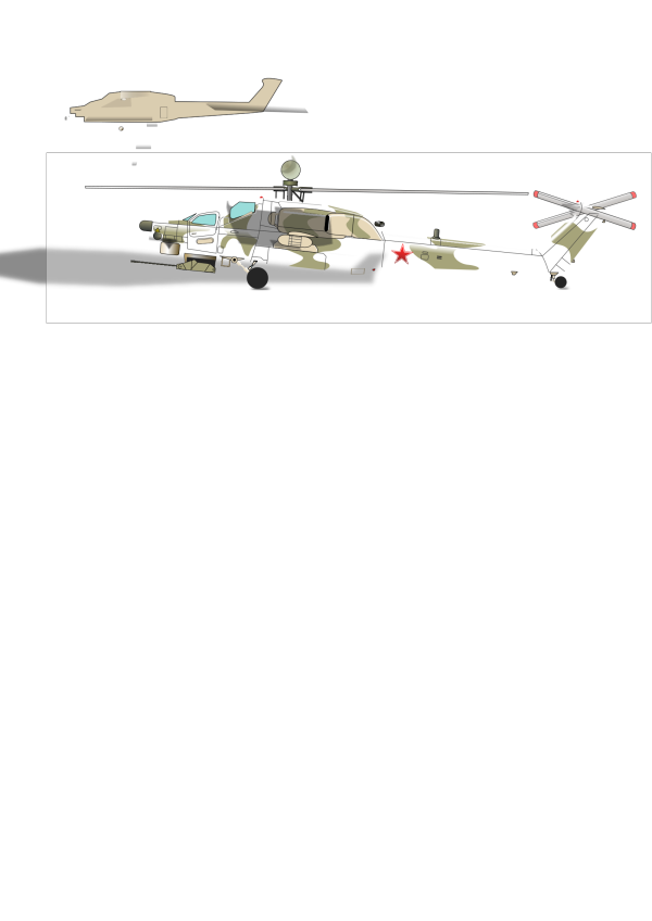 Helicopter PNG Clip art