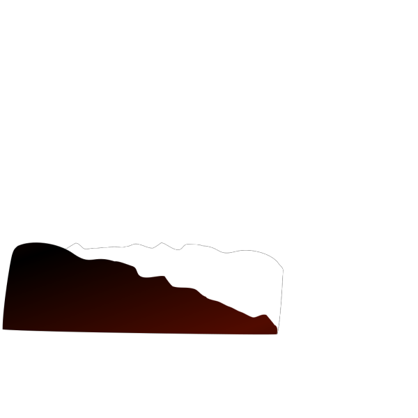 Tree On Top Of Hill PNG images