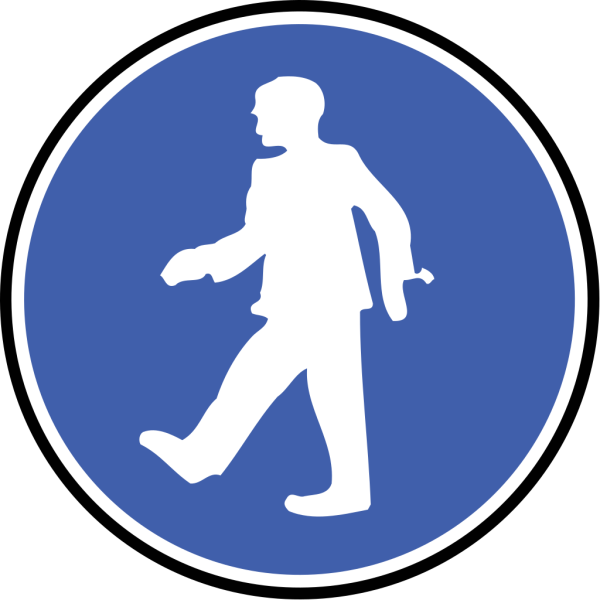 Walk On Feet PNG images
