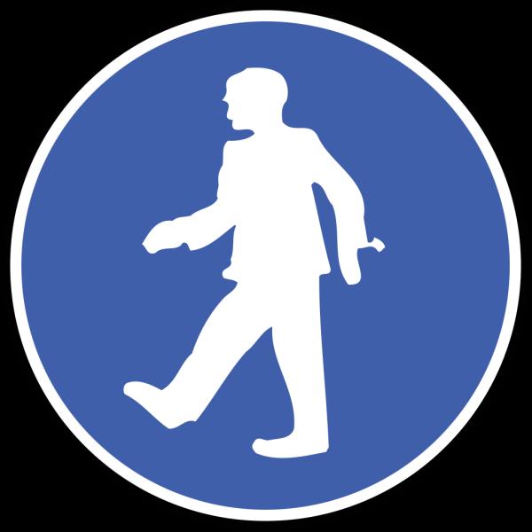 Walk On Feet PNG Clip art