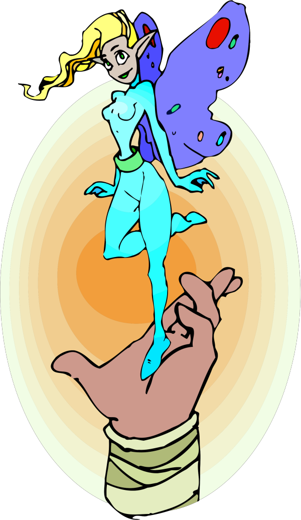 Fairy 3 PNG icon