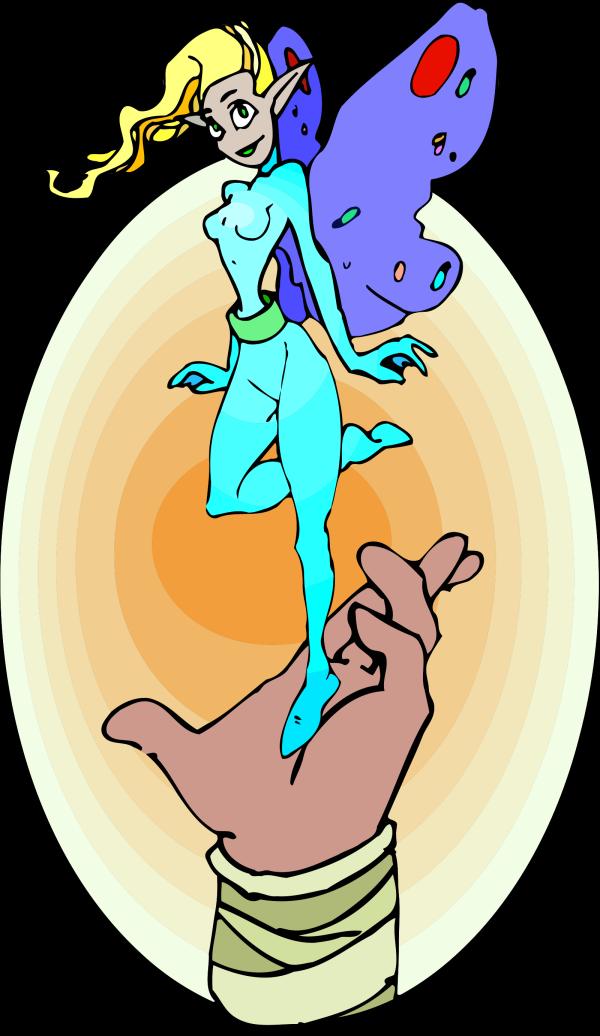 Fairy 3 PNG Clip art