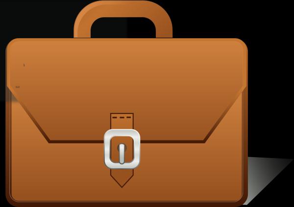 Briefcase PNG Clip art