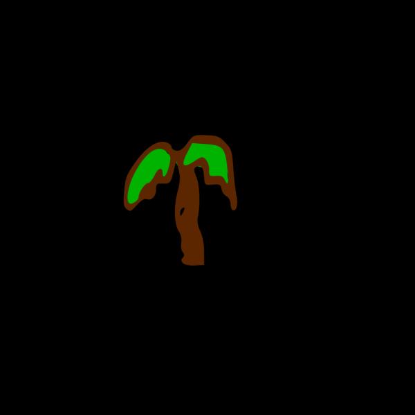 Rpg Map Symbols Palm Tree PNG Clip art