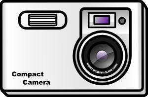 Slim Camera PNG Clip art