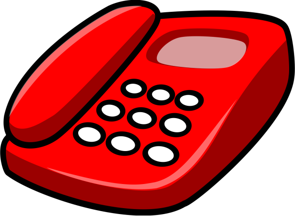 Emergency Telephone Blue PNG image