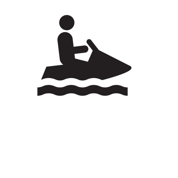 Jet Skiing PNG Clip art