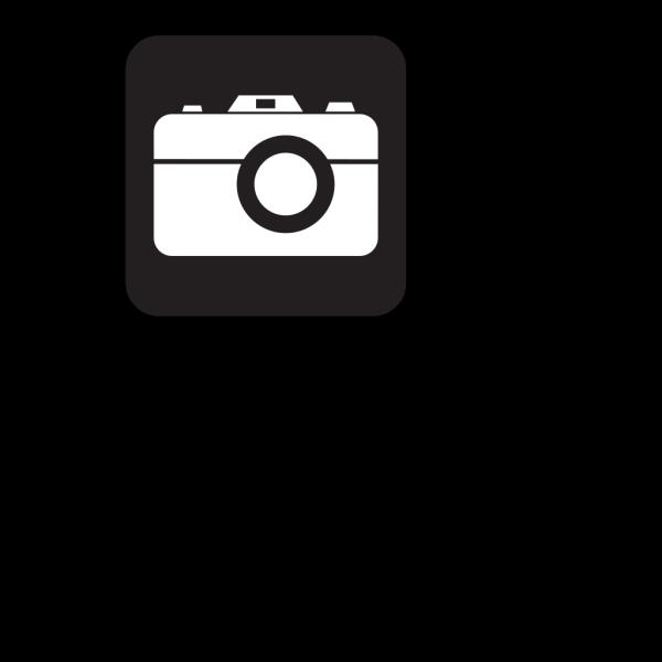 Camera Black PNG Clip art