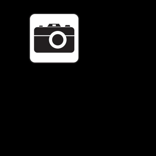 Camera White PNG Clip art
