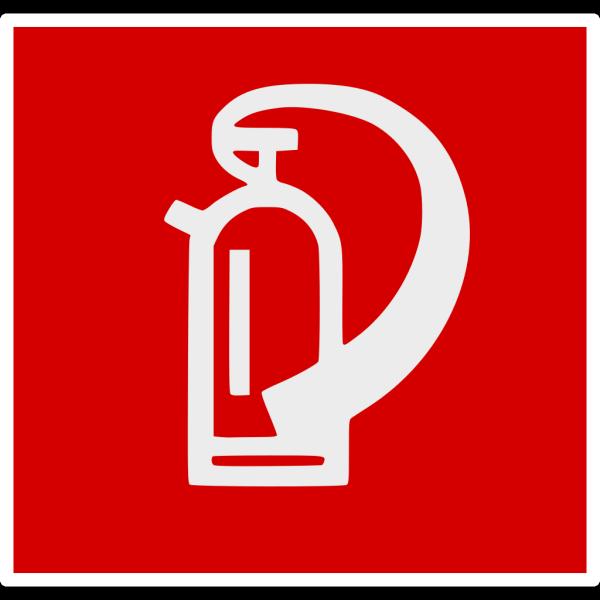 Fire Extinguisher Black PNG Clip art