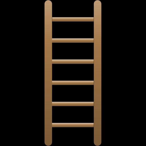 Fish Ladder Black PNG images
