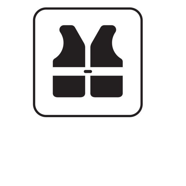 Life Jackets White PNG Clip art